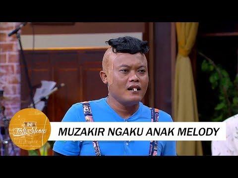 Download Youtube: Melody Kaget Muzakir Ngaku Jadi Anaknya