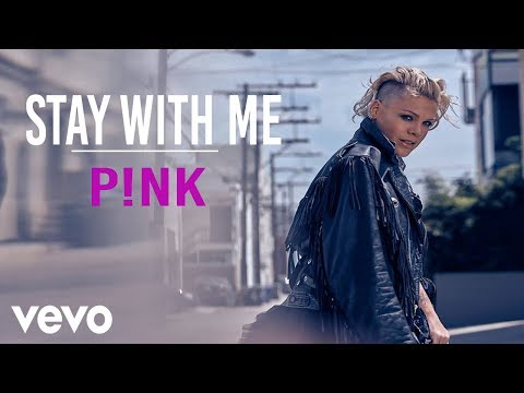 P!nk & Sam Smith ‒ Stay With Me ‒ (Official Lyrics Video)