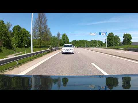 Saab history: Last Saab 9-3 drives from factory to museum
