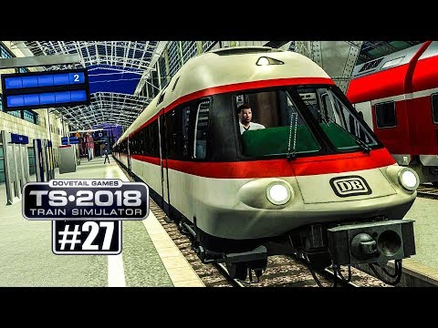 TS 2018: Der INTERCITY DB ET 403 - die erste Klasse! | Train Simulator 2018 #27 deutsch