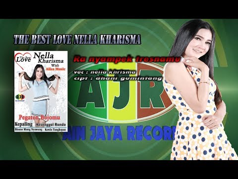 NELLA KHARISMA_RA NYAMPEK TRESNANE(official musik video)