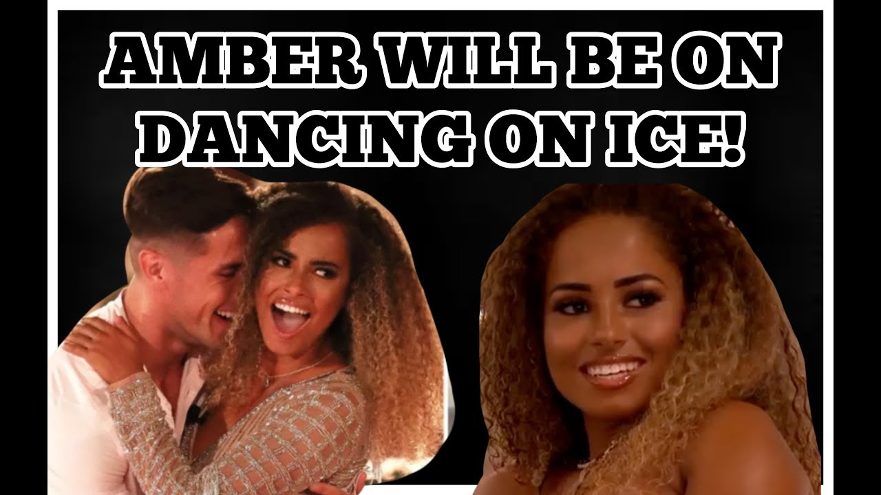 Download AMBER WILL BE ON DANCING ON ICE!