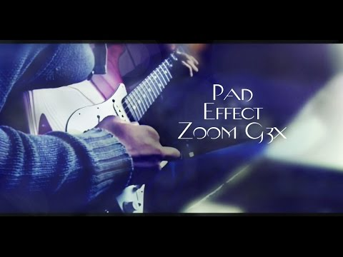 Zoom G3x guitar looping Vox vt20+ Ambient Sound