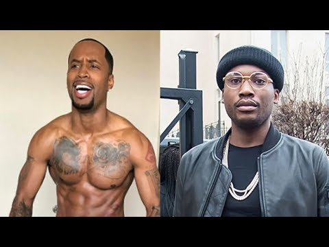 DJ Self Denies Telling Meek Mill where Safaree was that he could get Jumped.