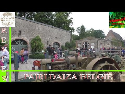 Review Pairi Daiza 2017