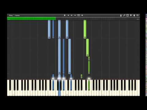 Coldplay - Fix You Piano Tutorial