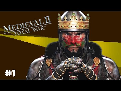 Medieval 2 Total War | Rise of the Welsh Empire! #1