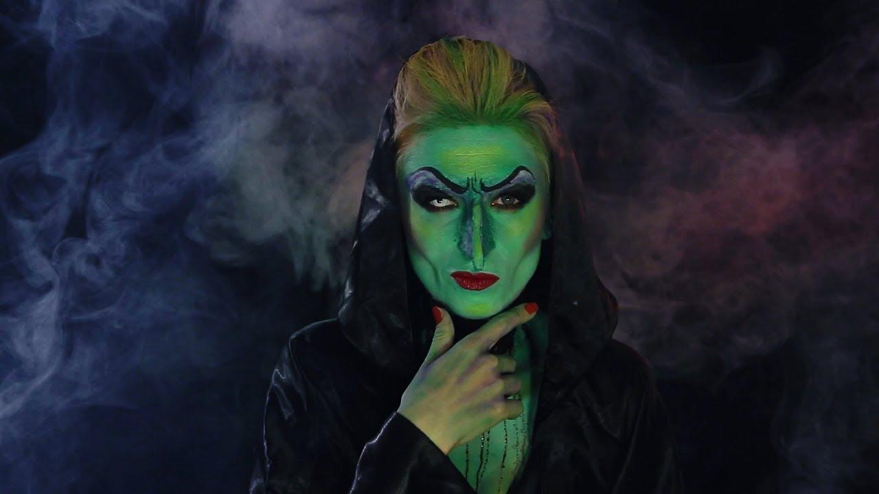 ВедьмаWitch. Образ на Хэллоуин.