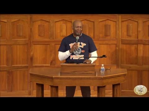 Cedar Street Baptist Church of God @10:45a - 10/28/18