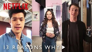 13 reasons why season 2 behind the scenes netflix