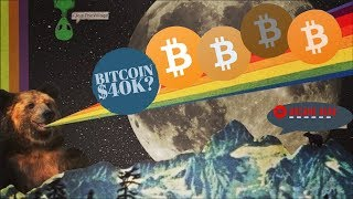 Bitcoin Technicals- On our way to $40k? ( ARCANE BEAR)
