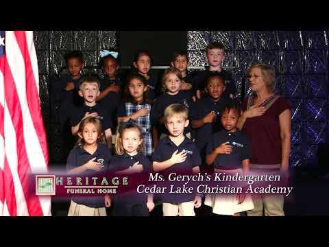 Cedar Lake Christian Academy  - Ms. Gerych's Class
