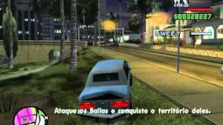 Detonado GTA San Andreas 99 ( Humilhando o B Dup )