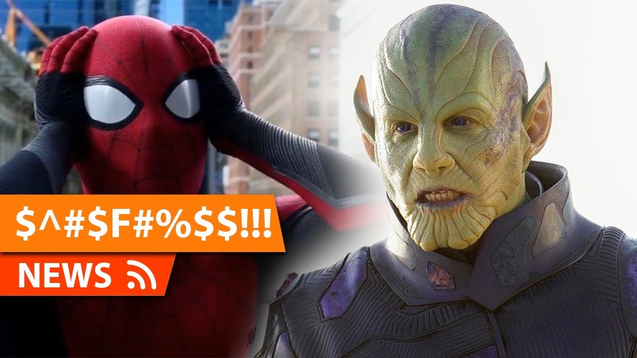 Spider-Man & MCU Actor Drops F Bomb Over Spider Man's MCU Problems - Spider-Man News