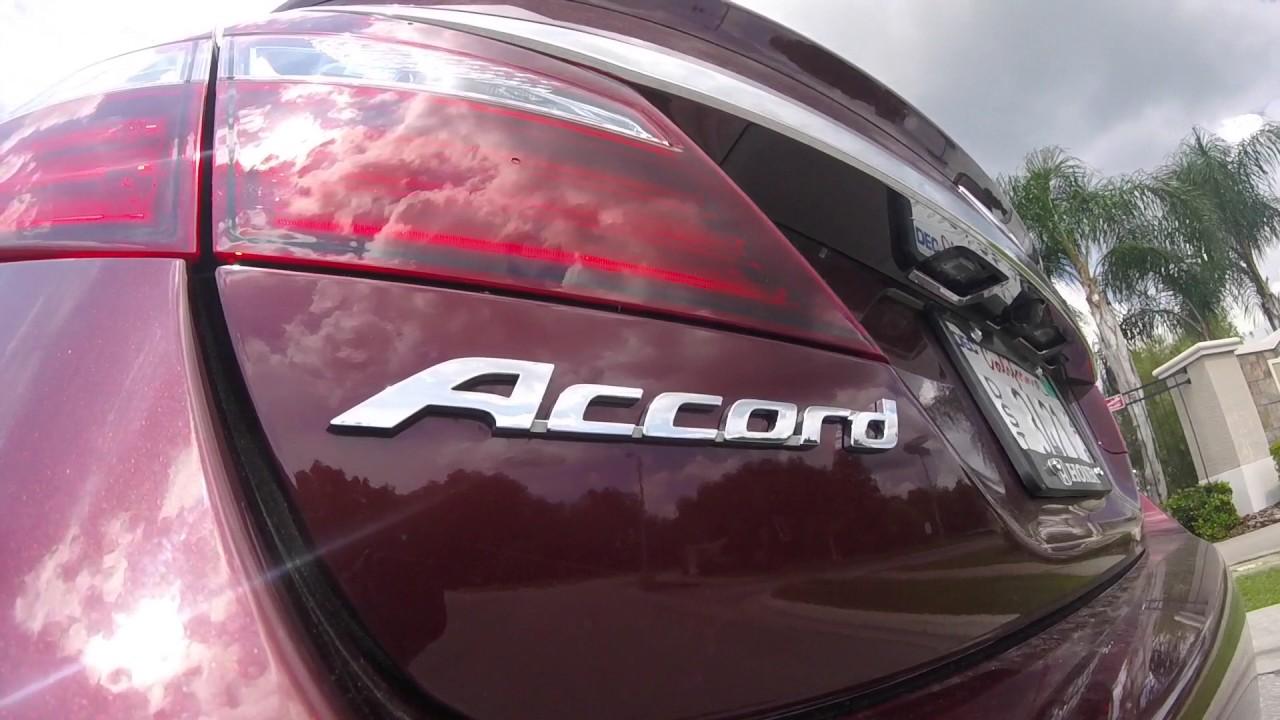 2017 Honda Accord Hybrid Touring Review