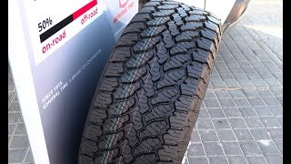 Tyre Test - How important is the type of tread you use?