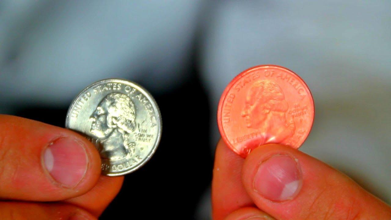 Make Copper Quarter