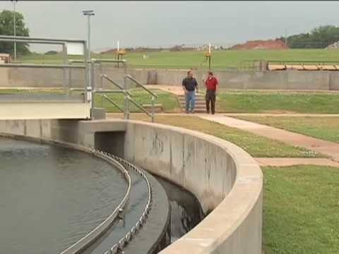 Edmond's Waste Water Treatment Plant