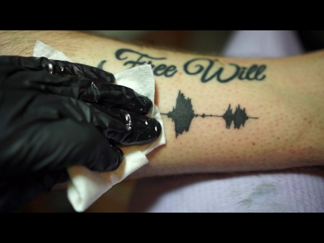 Soundwave Tattoos – Tattoos you can hear