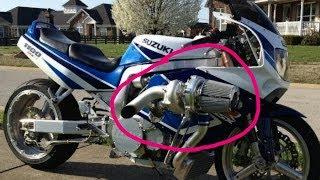Turbo Motorcycles