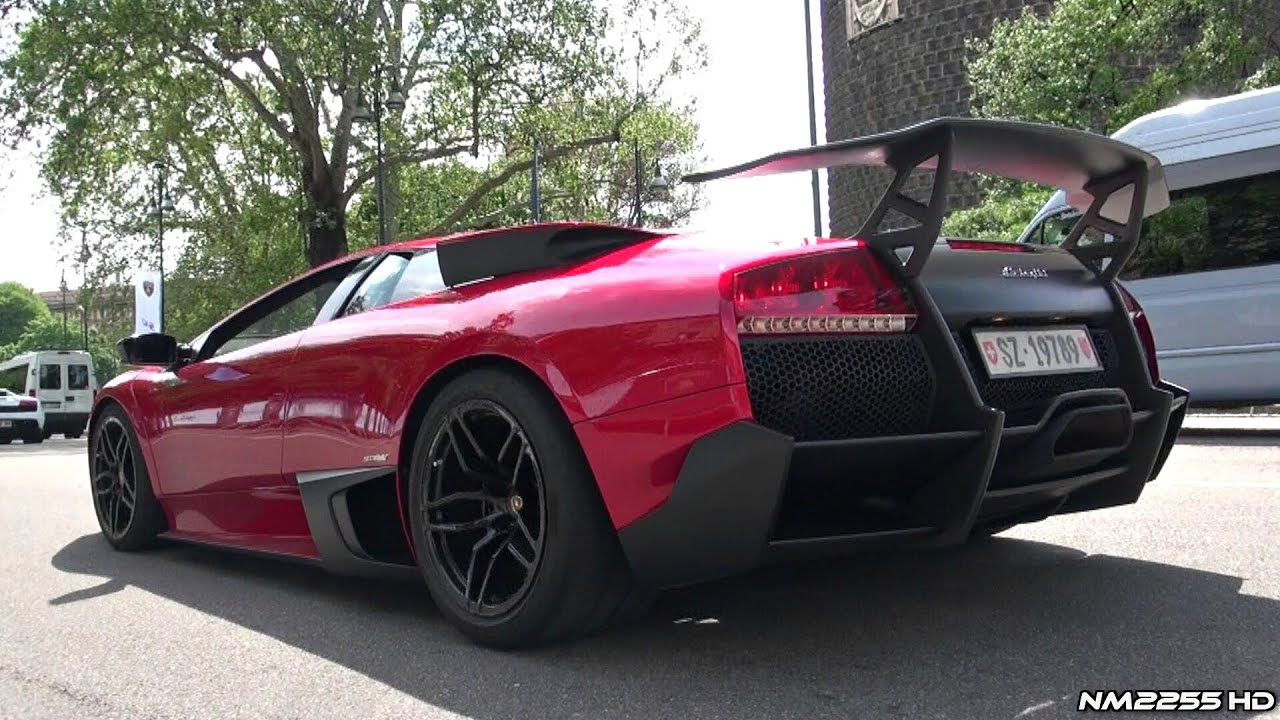 best of lamborghini murcielago exhaust sound youtube. Black Bedroom Furniture Sets. Home Design Ideas