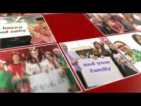 Department of Housing Christmas Card video