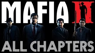 Mafia II: All Chapters Walkthrough (1080p 60fps)