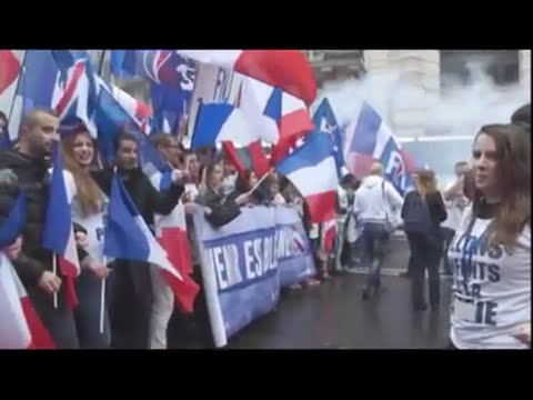 Europe is Dying: France Revolution