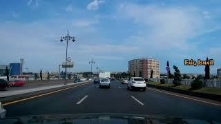Северный выезд из Баку так называемой Шамахинки