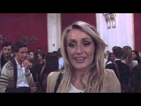 Remise des diplômes EFAP Paris - Juin 2013 - Interviews étudiants