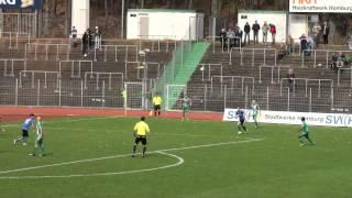 Höhepunkte FC 08 Homburg - SV Eintracht Trier II