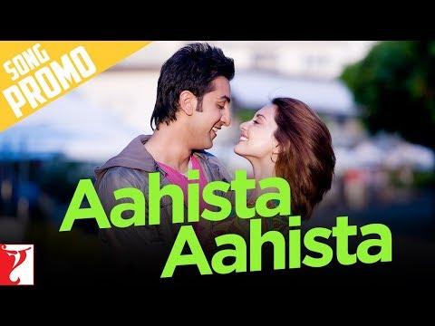 Song Promo - Aahista Aahista | Bachna Ae Haseeno | Ranbir Kapoor | Minissha Lamba
