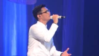Afgan - Sabar at Simply Love Concert