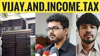 Vijay and Income Tax Explained   Tamil   Madan Gowri