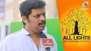 Commercial Movies are also competing with Art films in Festivals - Ranjith Sankar | ALIIFF