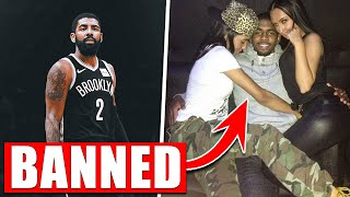 Top 10 Players Banned From The Nba.... Shocking
