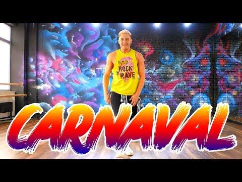 Claudia Leitte  Carnaval ft Pitbull  ZUMBA FITNESS
