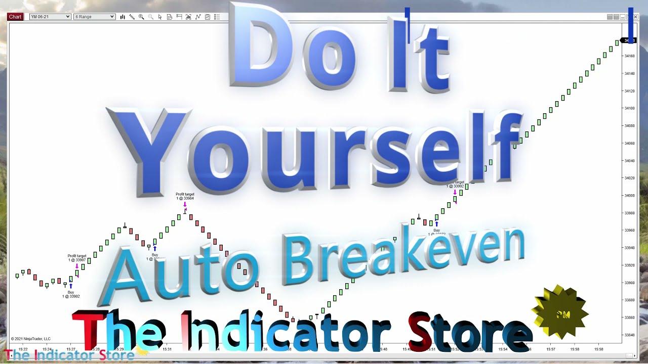 Do It Yourself - Auto Break Even