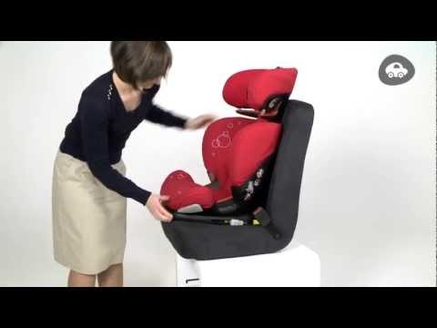 Maxi-Cosi   How to install the Rodifix