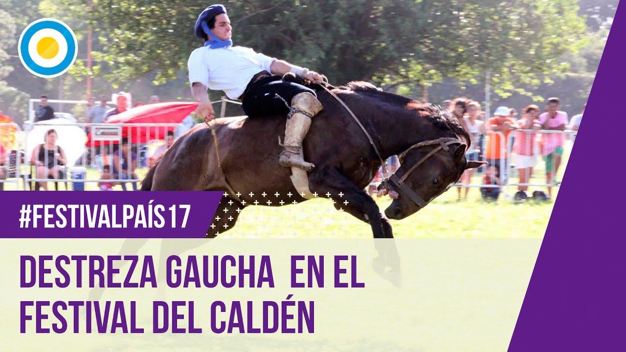 Festival País 17 Destrezas Gaucha En El Festival De Doma Y Folklore Del Caldén 2 De 3