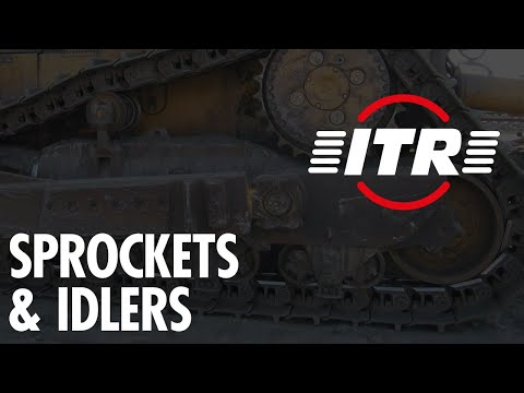 ITR Undercarriage Production: Sprockets And Idlers