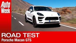 Porsche Macan GTS (2016) AutoWeek review