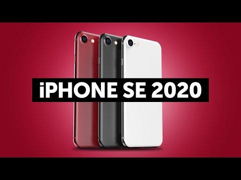 IPhone 9? Нет! Новый IPhone SE 2020 подтвержден!