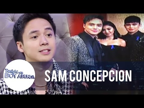 Sam shares that James and Nadine are still friends | TWBA