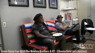 James Ross @ Wooten Brothers -
