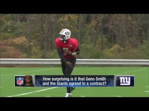 New York Giants keep Jason Pierre-Paul, add Geno Smith