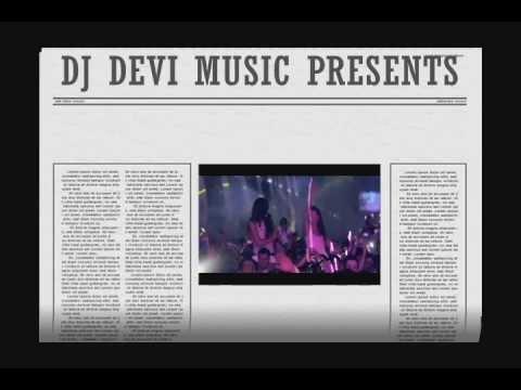 Pitbull Ft Christina Aguilera -  Feel This Moment ( Dj Devi )