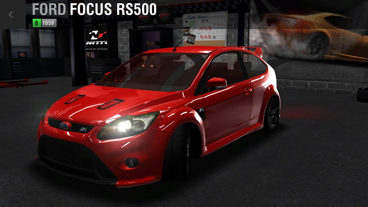 racing rivals ford focus rs500 youtube. Black Bedroom Furniture Sets. Home Design Ideas