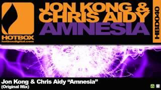 Jon Kong & Chris Aidy - Amnesia (Original Mix) [Hotbox Digital]