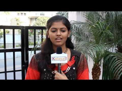 Goli Soda Movie Success Meet - Chandhini Speech